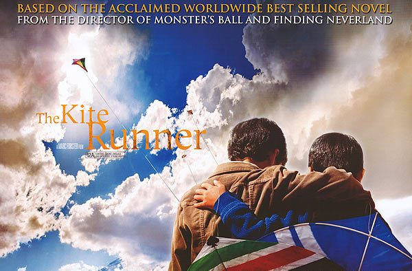 Ahmed Khan starring in Kite Runner